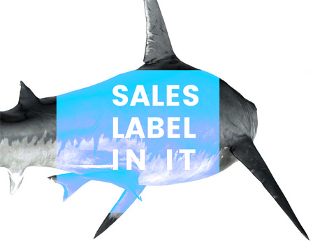 sales label